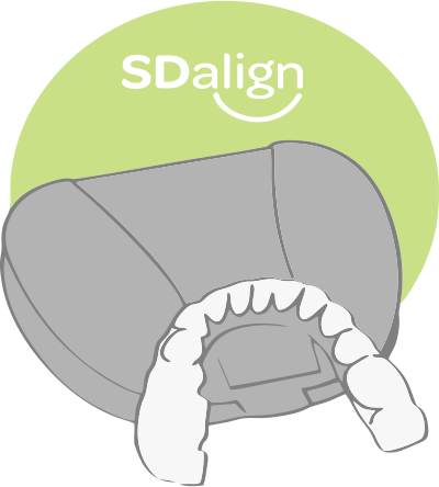 Get SDalign Clear Aligners