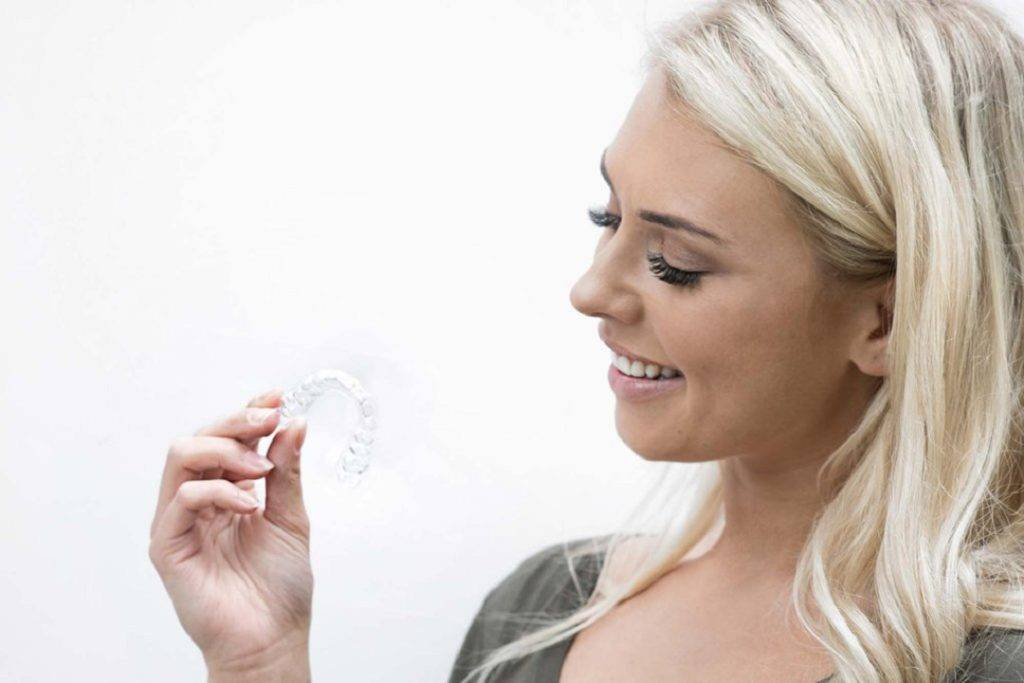 Clear aligners limitations