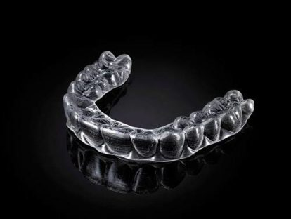 What are clear aligners
