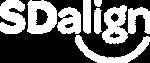 SDalign-logo-white